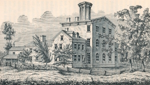 Ft Wayne Seminary 1860
